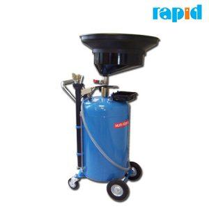 Мобильные экстракторы отработанного масла Rapid