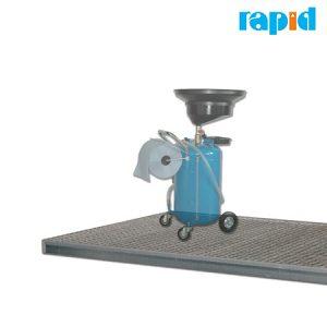 Сливные поддоны для стоянки дозаторов масла Rapid