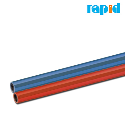 DUO шланги для ацетилен-кислорода Rapid