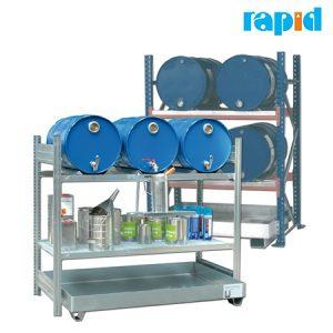 Места розлива, стойки для 60 литровых бочек Rapid