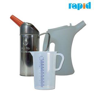 Мерные чашки, кувшины и воронки Rapid
