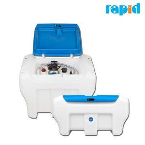 AdBlue®- Мобильные комплекты для заправки автомобилей Rapid