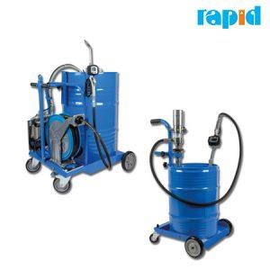 Мобильный дозатор масла Rapid