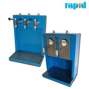 Блоки дозаторов масла Rapid