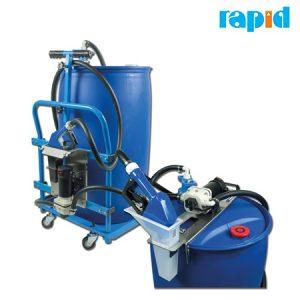 AdBlue® - Комплекты для заправки автомобилей Rapid
