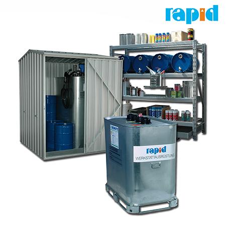 Системы хранения Rapid