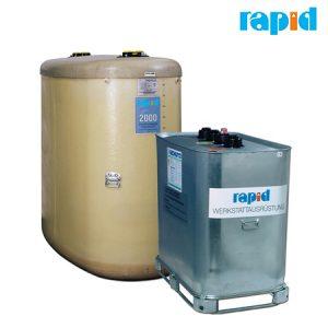 Резервуары для хранения и утилизации Rapid