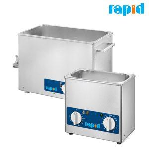Ултьразвуковые ванны Rapid