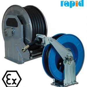 Катушки для шлангов EX-Protecon (взрывозащита) Rapid